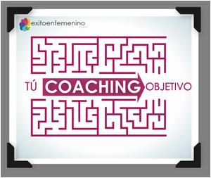 Laberinto en el que se pone imagen a las soluciones que te puede aportar el coaching